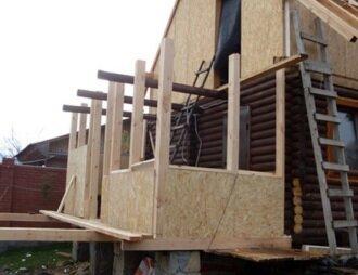 Проект дома с цокольным гаражом